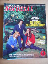 KOLOSSAL Due Ragazze che amavano Johnny Suppl. LETIZIA 212 1973 [G577]