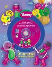 Barney Cd Storybook: Barneysays,Play Safely/Big Balloon/Outer Space Adventure/Co