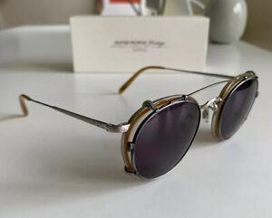 Oliver Peoples MP-2 & Vintage Original Clip On | Sun/Glasses Frames