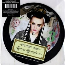 "CULTURE CLUB Karma Chameleon - 7"" / Picture Vinyl (2013)"