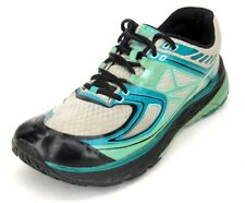 Topo Women's Ultrafly Teal White And Black Athletic Running Shoes Size US 8.5