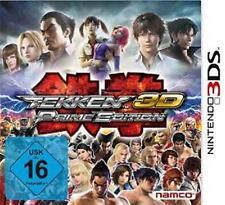 Nintendo 3DS Tekken 3D Deutsch Neuwertig