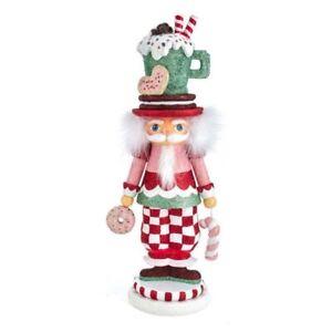 "Kurt Adler 16.5"" Hollywood Sweet Sugar Candy Christmas Holiday Nutcracker HA0515"