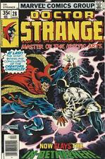 Marvel Comics Doctor Strange Vol 2 (1974 Series) # 28 VF/NM 9.0