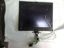 OEM IBM LENOVO THINKPAD X61 COMPLETE ASSEMBLY TABLET LCD LED SCREEN WIRES HINGE