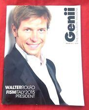 Genii Conjurors Magazine January 2015 Vol 78 #1 Walter Rolfo Fism Jim Steinmeyer