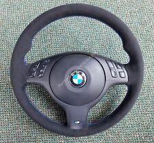 BMW E39 E46 M3 Alcantara Seude MTech ///M-Stitch Sport Steering Wheel 99-05