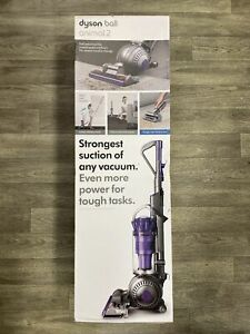 Dyson Ball Animal 2 Upright Vacuum w/ Instant Release Wand - Purple/Gray NEW