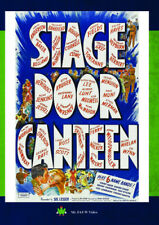 Stage Door Canteen [New DVD] Manufactured On Demand, NTSC Format