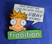 ebay Live 2008 Chicago Frooition Lapel Hat Pin