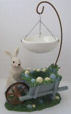 Yankee Candle Easter Collection Wax Melts Tart Burner Wheelbarrow BUNNY #1341374