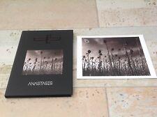 Dead Can Dance  Anastasis CD/Memory Stick/Signed art print/ Lisa Gerrard B Perry