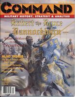 Command Magazine #38 July 1996  Robert the Bruce - Bannockburn