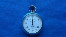 Hanhart 7 Jewel Pinlever 1/5 Second Stopwatch