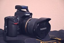 Nikon D700 Full Frame DSLR with 24-70 2.8 Tamron Di Vc and more