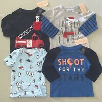 Baby Boys Size 12 Months Carter's 1st Impressions Shirt Clothes Nwt