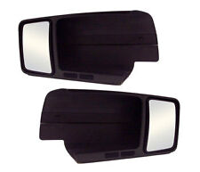 CIPA 11800 Pair of Custom Towing Sleeve Mirrors Ford F-150/F-250