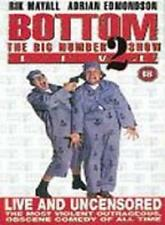 Bottom: Live - The Big Number 2 Tour DVD (2001) Rik Mayall cert 18 Amazing Value