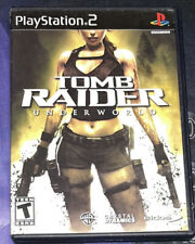 Tomb Raider: Underworld (Sony PlayStation 2, 2009) Ps2 Complete Cib W/ Manual