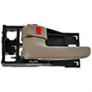 OEM TOYOTA TUNDRA SEQUOIA TAN INSIDE DRIVER SIDE DOOR HANDLE 69206-0C030-E0