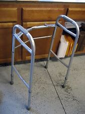 "Used Guardian Youth folding walker, easy 2 button release, Adj. Height 32"" - 36"""