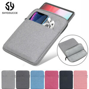 """Tablet Pocket Sleeve Bag Pouch Canvas Case For Apple iPad Air 4th Gen 10.9"""" 2020"""