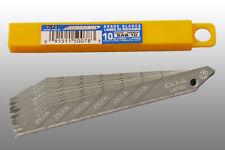 OLFA Cutter Ersatzklinge 30 Grad 9mm 10 Stück SAB-10 Spare Blade 30° Car Wrap