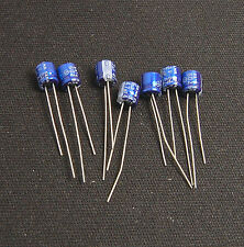 10pcs- 47uf 6.3v Radial Electrolytic Capacitor 6.3v47uf Elna For Audio
