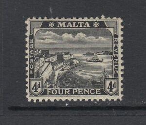 Malta, Scott 63 (SG 79), MHR