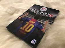 FIFA Soccer 13 hardened metal case edition Playstation 3 (PS3)