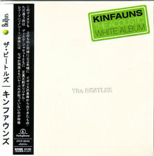 BEATLES Kinfauns [Remastered] CD MINI LP OBI