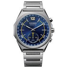 Citizen Connected Men's Quartz Bluetooth 42mm Smart Watch CX0000-55L