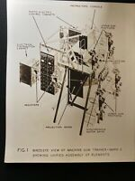 WW2 Aerial Gunnery Bird's Eye View Mark 2 MG Trainer AFTAD Photo AAFNS Hondo TX