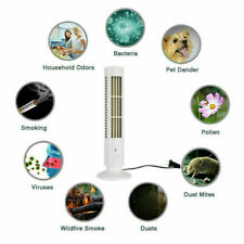Standard Air Purifier Air Filter Cleaner Ioniser Home Office Dust Fugus Pollen