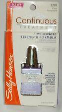 1 Sally Hansen Continuous Nail Strengthening Treatment Formula CLEAR #3207 NIP