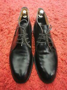 266- Boots Noir Joseph Cheaney  7/41 Bon État