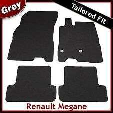 Renault Megane Mk3 Coupe 2008-2016 Tailored Fitted Carpet Car Floor Mats GREY