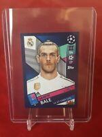 Gareth Bale Real Madrid Tottenham Champions League 2019 Panini Sticker
