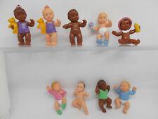 Babys Baby Babies Bullyland Black + White Bully Figur == Puppenstube Puppenmöbel