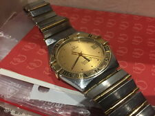 Omega Constellation Automatic Chronometer Solid Gold Bezel & Face Caliber 1109
