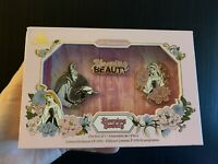 Disney Sleeping Beauty 60th Anniv Exclusive Box Pin Set LE Limited Edition 3550