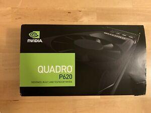 PNY Quadro P620 V2 2GB GDDR5 Graphics Card