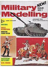 Military Modelling Issue VOL. 2 , No. 4,  , APR 1972 in FINE