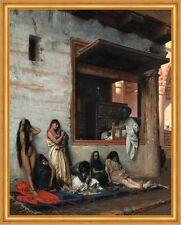 The Slave market Jean-Leon Gérôme esclavos Orient desnudo trata de mujeres B a2 02537