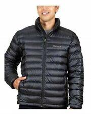 NWT Marmot Men's Azos Down Winter Jacket Puffer Size Large Black 700 Fill NEW