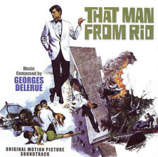 That Man from Rio / 1964 - Georges Delerue - Kritzerland - Score - Soundtrack CD