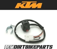 KTM Start Switch Ignition Button Wiring Electric OEM Genuine Handlebar Control