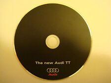 Pressemappen und CDs für Audi Fans