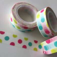 Unbranded Multi-Coloured Scrapbooking Tapes