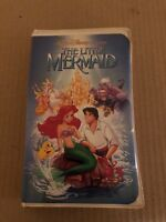 Walt Disney's Little Mermaid VHS Tape in Original Case 1-55890-913-3